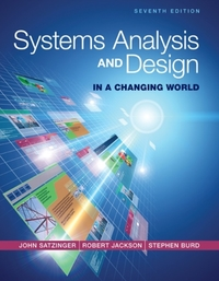 Systems Analysis and Design in a Changin