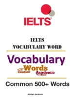 Ielts Vocabulary Word - Common 500+ Word