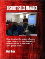 District Sales Manager: How to Raise the