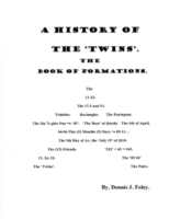 History of the Twins, the Book of Format