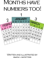 Months Have Numbers Too!