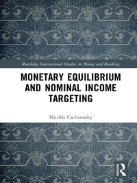 Monetary Equilibrium and Nominal Income