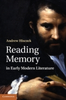 Reading Memory in Early Modern Literatur