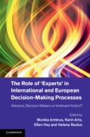 Role of 'Experts' in International and E