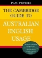 Cambridge Guide to Australian English Us