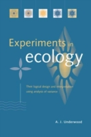 Bilde av Experiments In Ecology
