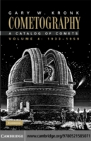 Cometography: Volume 4, 1933-1959