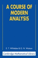 Course of Modern Analysis