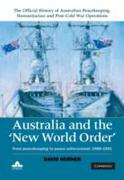 Australia and the New World Order: Volum