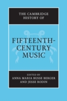 Cambridge History of Fifteenth-Century M