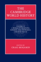 Cambridge World History: Volume 4, A Wor