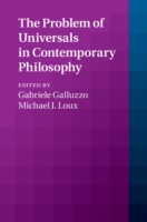 Problem of Universals in Contemporary Ph