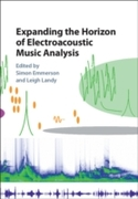 Expanding the Horizon of Electroacoustic