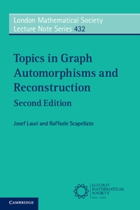 Topics in Graph Automorphisms and Recons