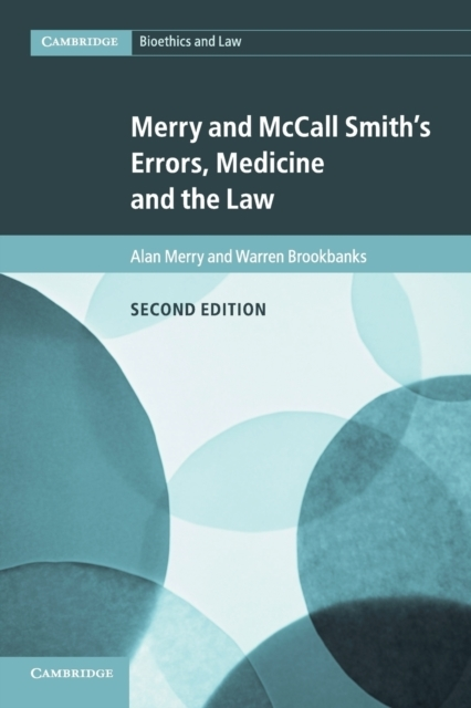 Merry and McCall Smith's Errors, Medicin
