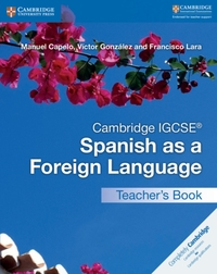 Cambridge IGCSE (R) Spanish as a Foreign