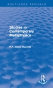 Studies in Contemporary Metaphysics