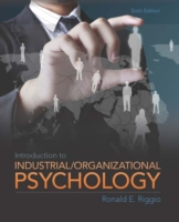 Introduction to Industrial and Organizat