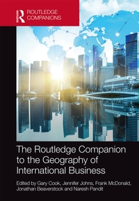 Routledge Companion to the Geography of