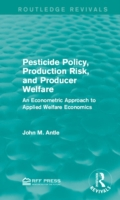 Pesticide Policy, Production Risk, and P