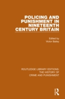 Policing and Punishment in Nineteenth Ce