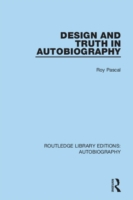 Design and Truth in Autobiography