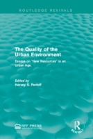 Quality of the Urban Environment