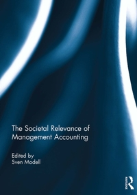 Societal Relevance of Management Account