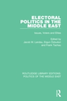 Electoral Politics in the Middle East
