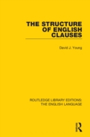 Structure of English Clauses