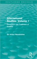 International Studies: Volume 1
