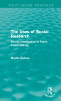 Uses of Social Research (Routledge Reviv