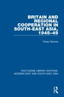 Britain and Regional Cooperation in Sout
