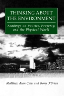Thinking About the Environment: Readings