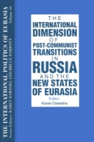 International Politics of Eurasia: v. 10