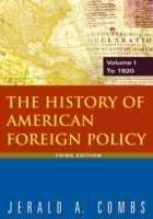History of American Foreign Policy: v.1: