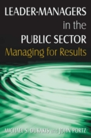 Leader-Managers in the Public Sector: Ma
