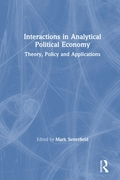 Interactions in Analytical Political Eco