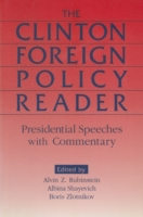Clinton Foreign Policy Reader: President