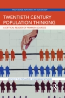 Twentieth Century Population Thinking