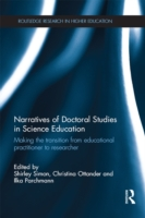 Narratives of Doctoral Studies in Scienc