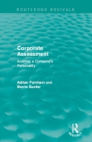 Corporate Assessment (Routledge Revivals