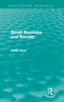 Small Business and Society (Routledge Re