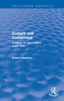 Culture and Consensus (Routledge Revival