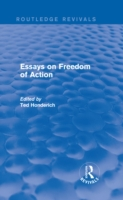 Essays on Freedom of Action (Routledge R