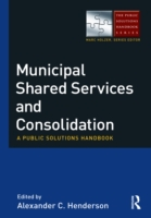 Municipal Shared Services and Consolidat