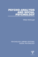 Psycho-Analysis and Social Psychology