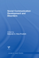 Social Communication Development and Dis