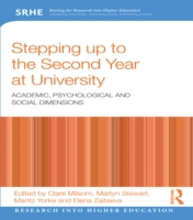 Stepping up to the Second Year at Univer