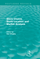 Store Choice, Store Location and Market